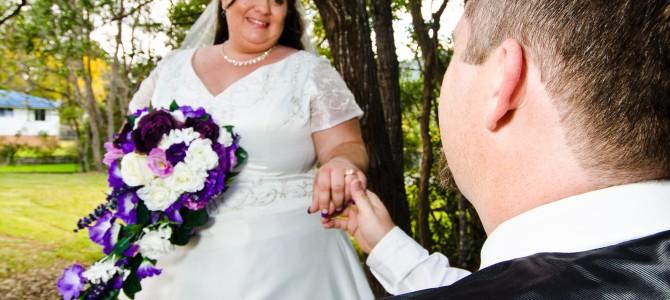 Lorinda & Jye – Testimonial {Canungra Wedding Celebrant – Kim-Maree Summers}
