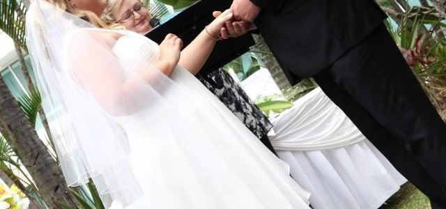 Bec & Chad – Testimonial {Gold Coast Wedding Celebrant – Kim-Maree Summers}