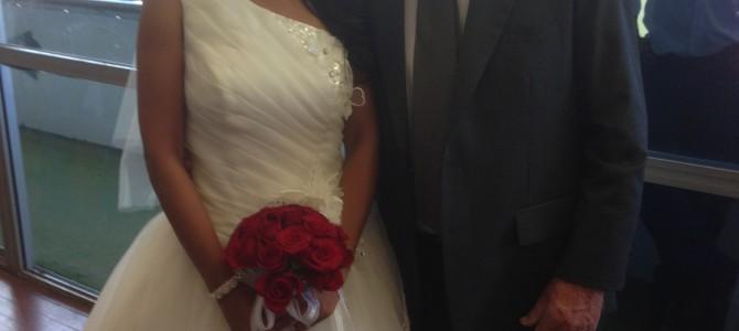 Jan & Gavin – Just Married {Bulimba Bowls Club, Balmoral – Kim-Maree Summers Celebrant}